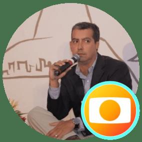 Carlos Octavio Queiroz - TV GLOBO